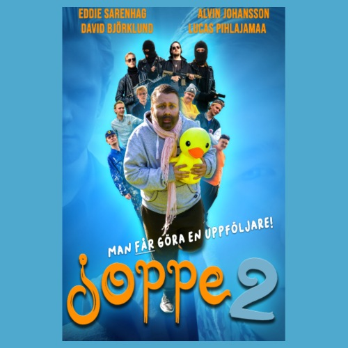 Joppe 2 (Poster) - Poster 20x30 cm