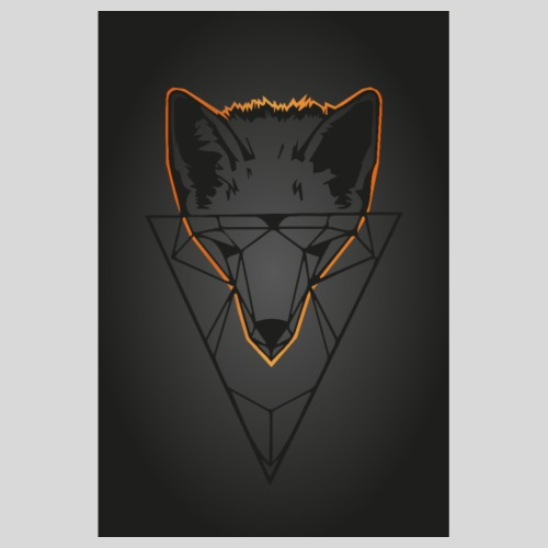 Fuchs Geometrie dunkel