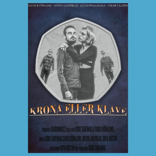 Krona eller Klave (Förslag: Lydia. RH) - Poster 20x30 cm