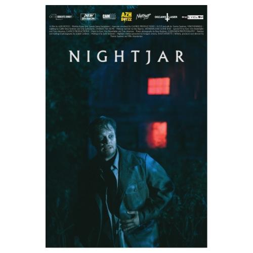 NIGHTJAR - Alternative poster - Juliste 20x30 cm