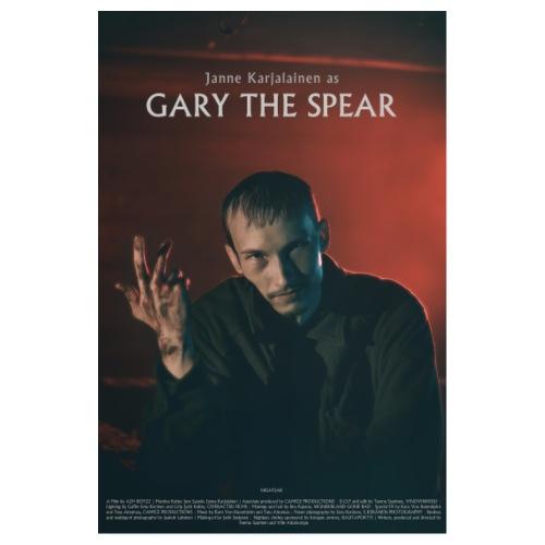 NIGHTJAR - Character poster - Gary - Juliste 20x30 cm