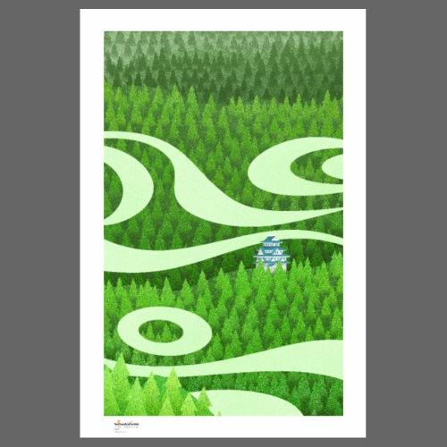 Green - Póster 20x30 cm