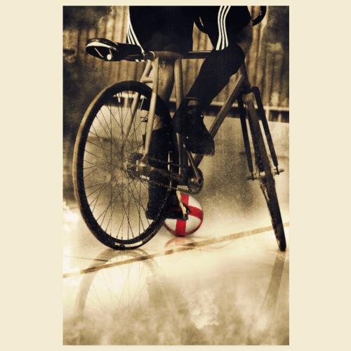 Poster | Radball | Cycle Ball 07 - Poster 20x30 cm