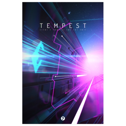 TEMPEST - Poster 8 x 12