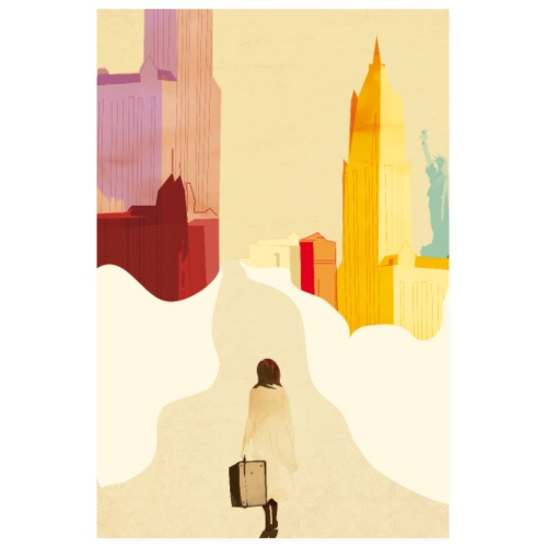 New York - Poster 20x30 cm