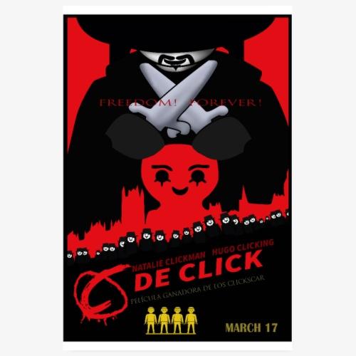 C de Click - Póster 20x30 cm