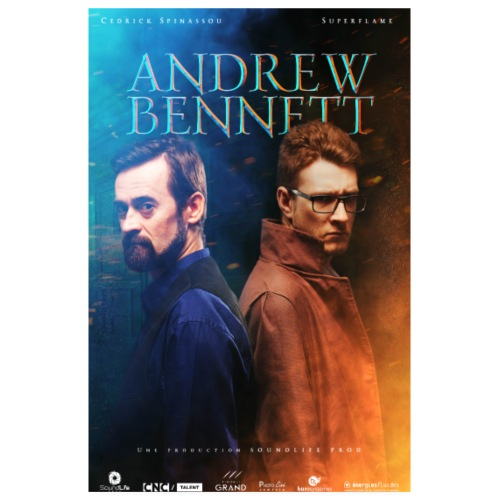 Bennett et Braun - Poster 20 x 30 cm