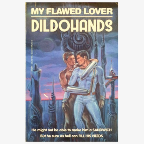 My Flawed Lover - Dildohands - Poster 8 x 12 (20x30 cm)