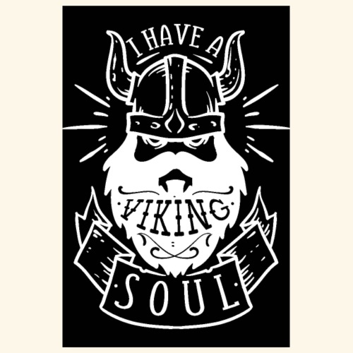 Viking Soul - The Poster! - Poster 20x30 cm