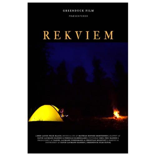 Rekviem Plakat - Poster 20x30 cm