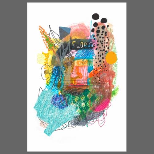 FLORA - Poster 20x30 cm
