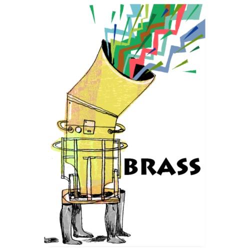 Brass Band - Poster 20x30 cm