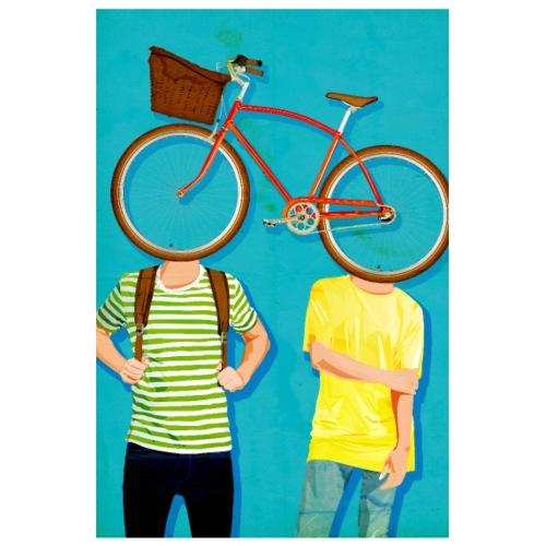 Bikers - Poster 20x30 cm