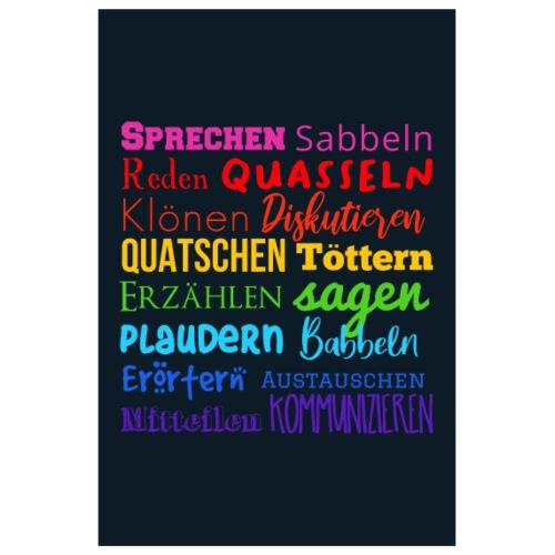 Poster Rainbow - Poster 20x30 cm