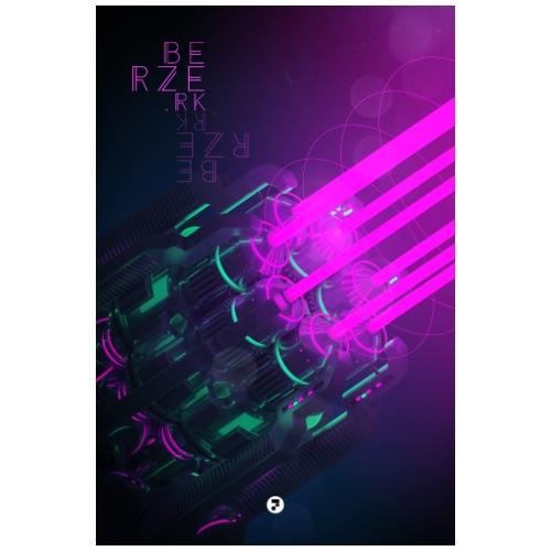 BERZERK1 - Poster 8 x 12