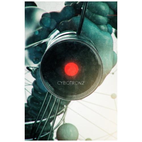 CYBOTRONZ - Poster 8 x 12