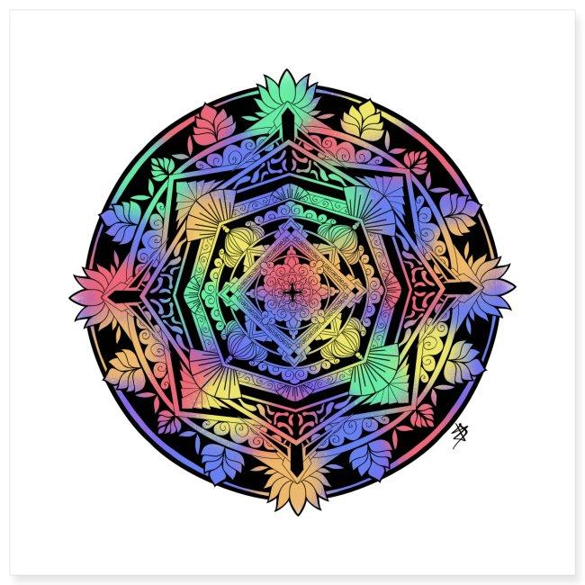 Mandala Colorful
