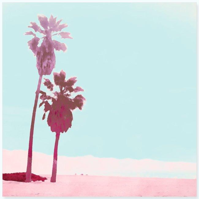 Pastel Beach Minimalism Modern