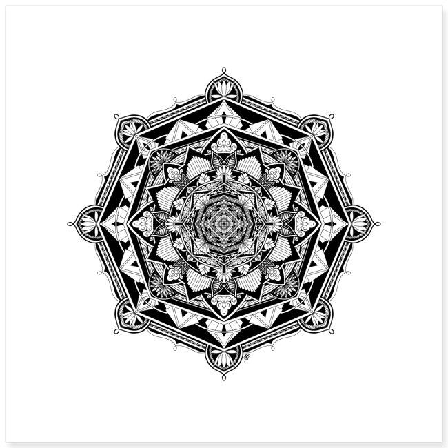 Poster: Mandala Asia