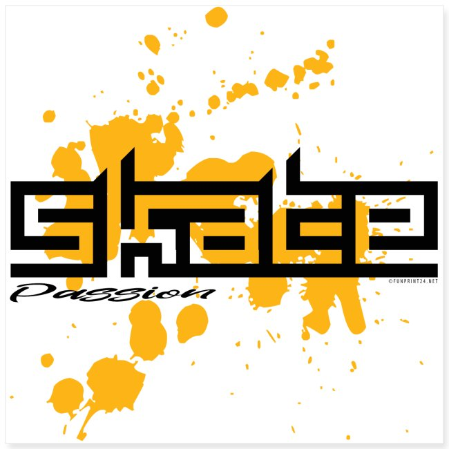 SKATE PASSION Skater textiles, gifts, products