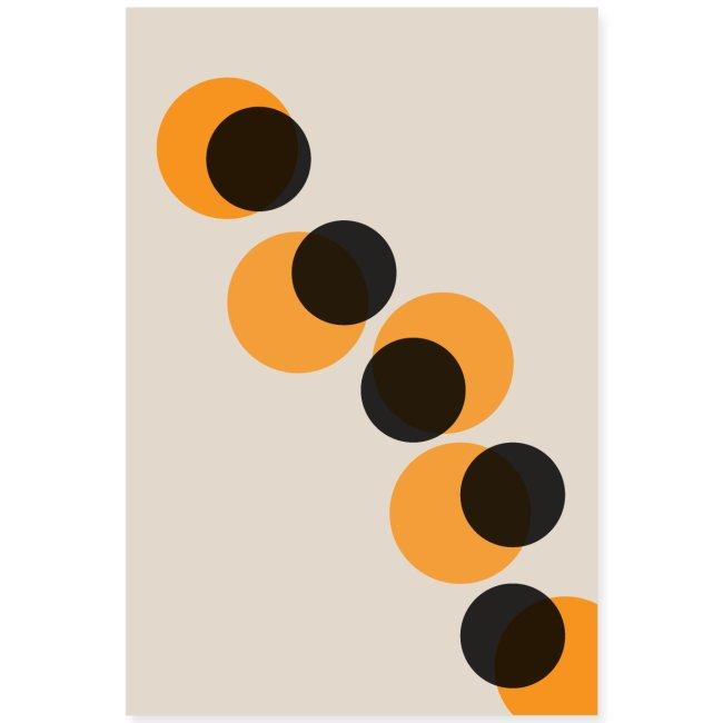 Orange Kreise