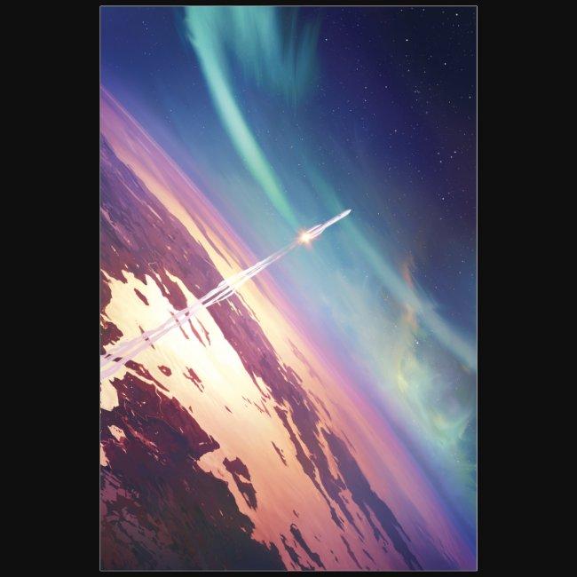 Ariane 6 by Sylvain Sarrailh
