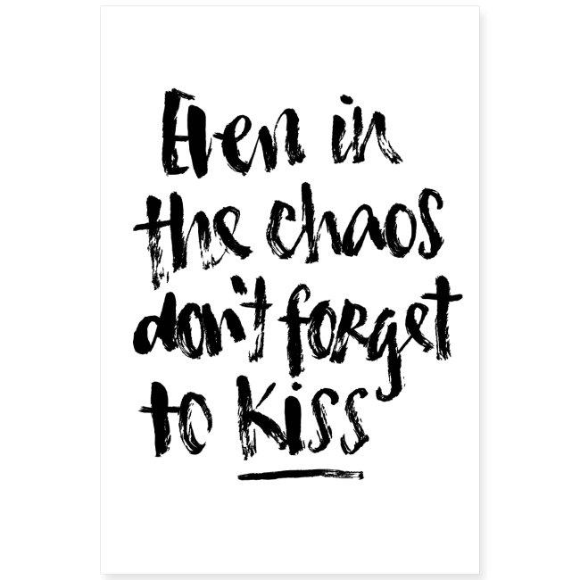 008814 brushmeetspaper Chaos Kiss 60x90