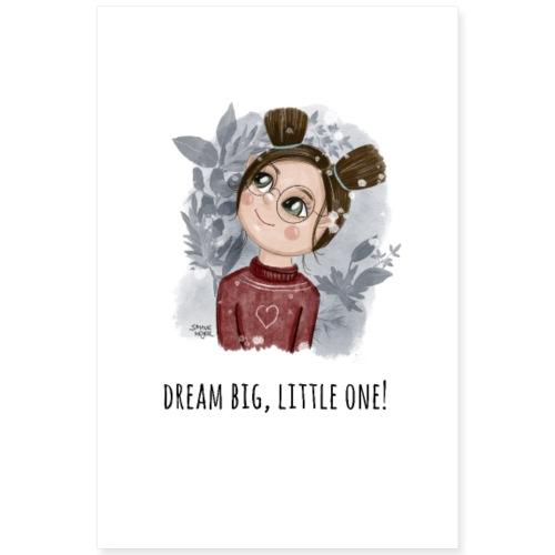 Träumemädchen Poster