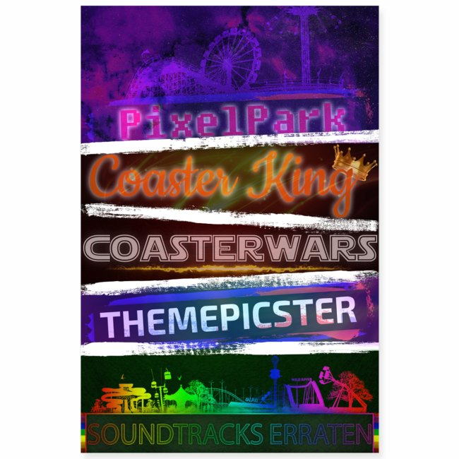 ParkTube Games Poster