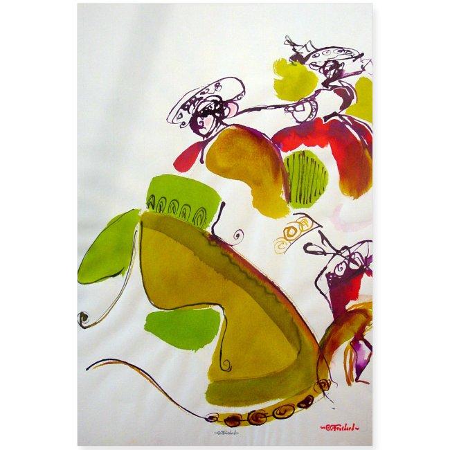 Bretonne 1 by Ollivier Fouchard