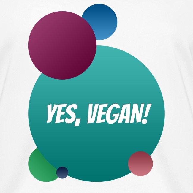 Yes, vegan!