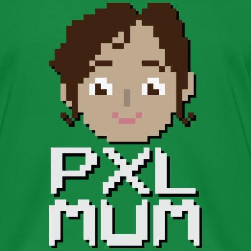 PXL MUM - Frauen Funktions-T-Shirt