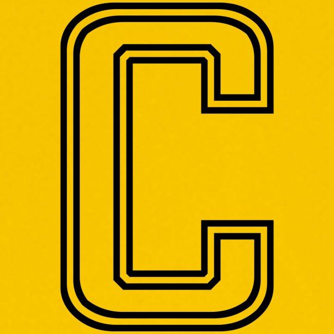 thiccc C logo WHITE