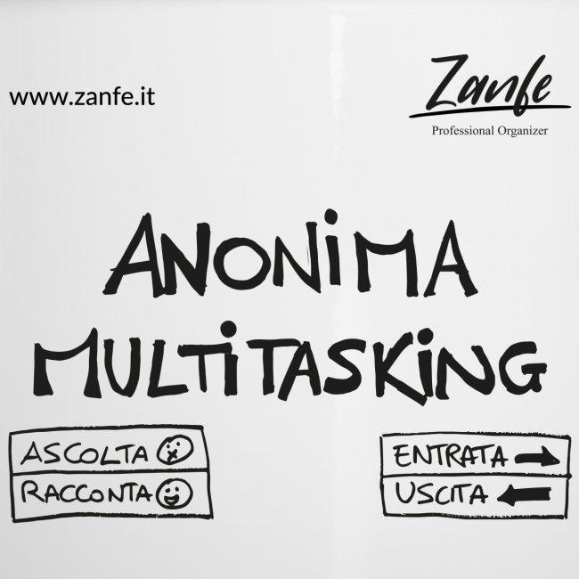 Anonima Multitasking (Nero)