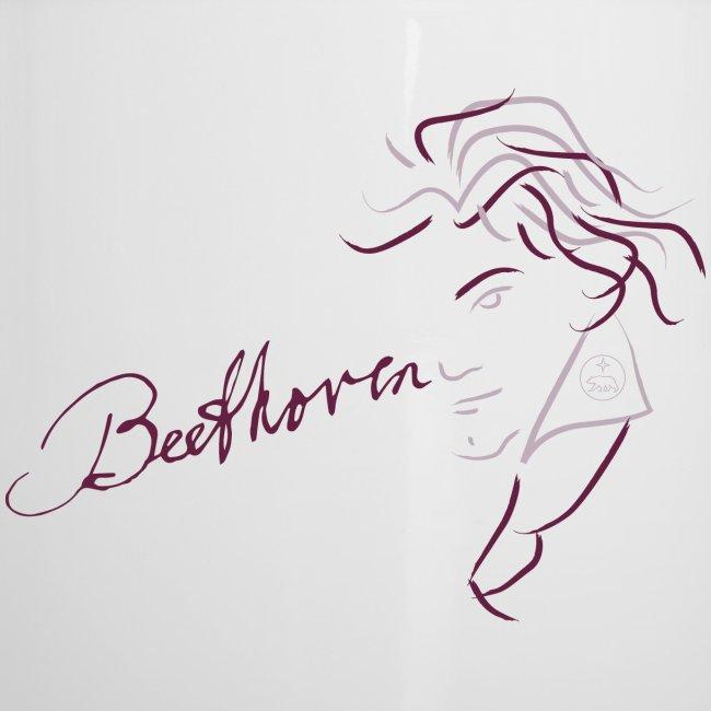 Beethoven (augerbine/rosa)