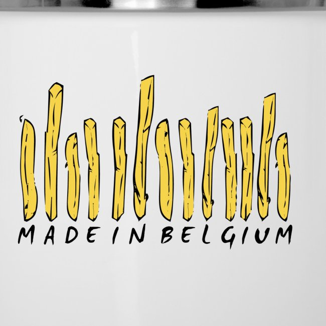 Made In Belgium Frites