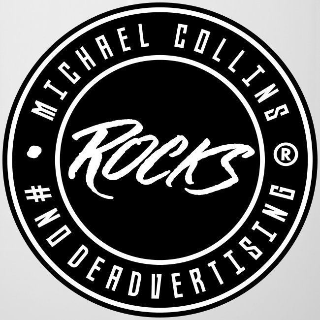 michaelcollins.rocks Logo Patch