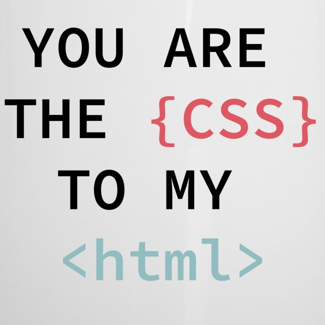 You Are My CSS TO MY html - Digitales Chemnitz