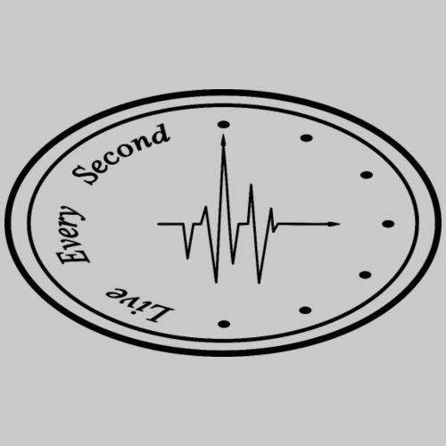 Heartbeat Clock - Camper Mug