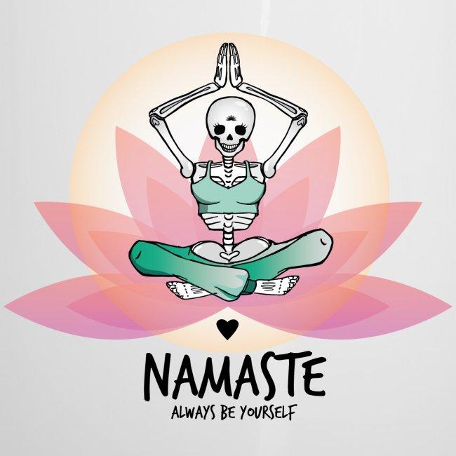 Yoga-Liebe für immer