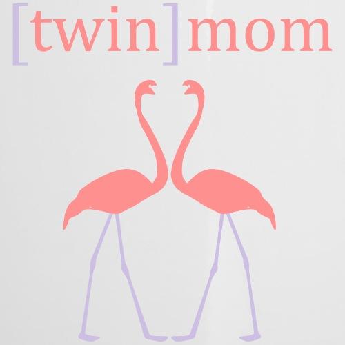 Twinmom - Emaille-Tasse