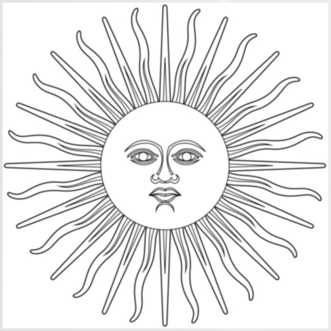 Soleil esprit spirituel