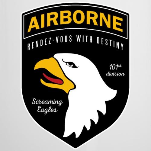 Airborne 101st - Tasse émaillée