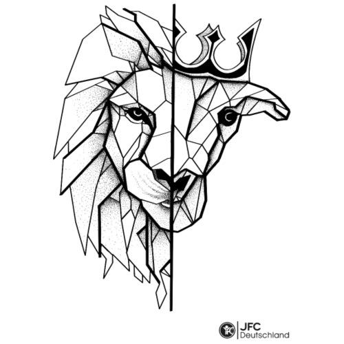 Lion & Lamb | dark