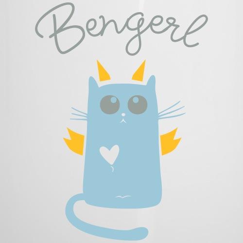 Bengerl_NEU - Emaille-Tasse