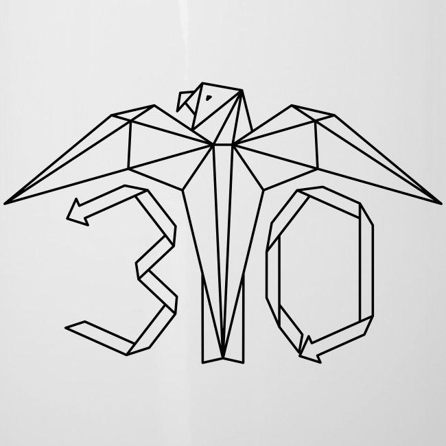 Juhlavuoden logo
