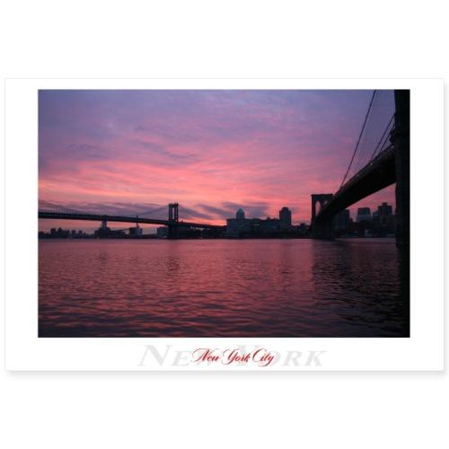New York City (Poster) - Poster 90x60 cm