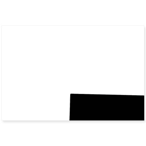 Minimalismus (Poster) - Poster 90x60 cm