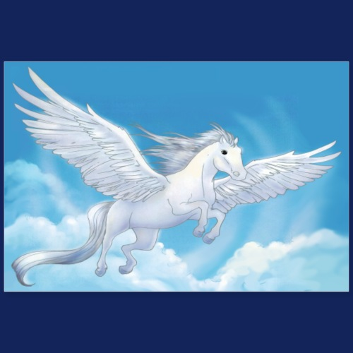 Pegasus 8 [Poster Version] - Poster 90x60 cm