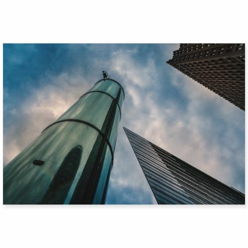 BERLIN Tower - Poster 90x60 cm